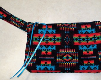 Navajo Native American Indian Wristlet