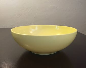 Stetson Melmac Yellow Bowl