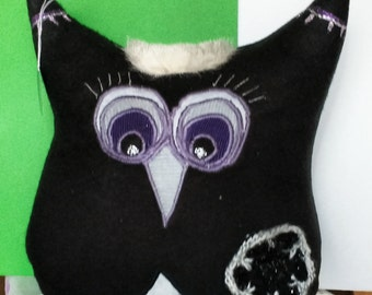 OWL pillow (large)