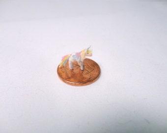 Micro Rainbow or Regular Unicorn for the Dollhouse