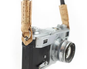 Weles Woody - Strap made of Portuguese cork