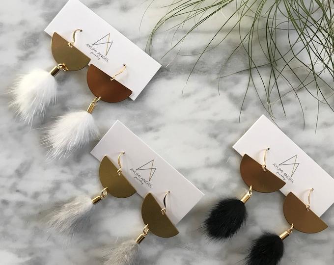 Featured listing image: Faux Fur Demi Drops