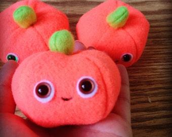 Pumpkin Plushes
