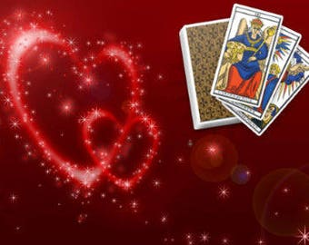 Love Psychic reading by e-mail - 3 questions  - around 15 mn