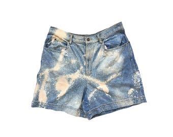 SALE Bleachy Keen Jean Shorts