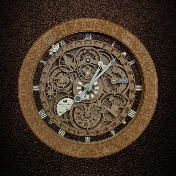 137 Unique Astronomical Wall Clock Personalized