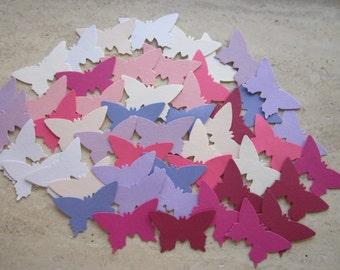 Cut butterflies Package choice 50-100 or 150