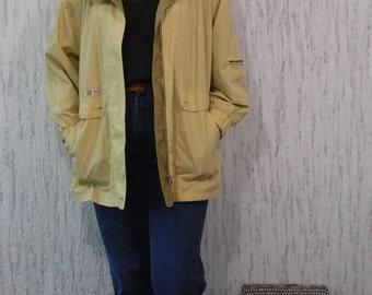 Vintage Oversized Parka Jacket