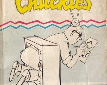 Channel Chuckles by Bil Keane