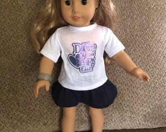 3 piece outfit for American Girl doll/18 inch doll