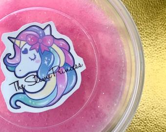 Fairy Floss Slime.