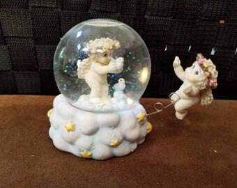 Westland Dreamsicles D6515 snow globe figurine