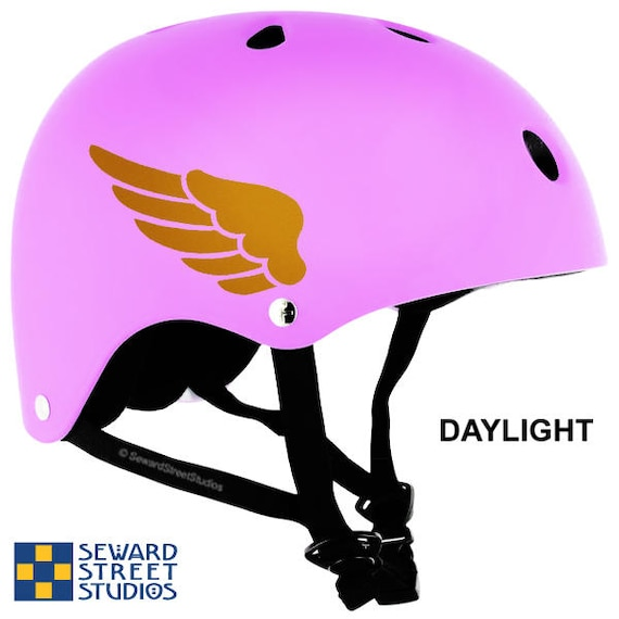 Wings Reflective Decal Set Wing Helmet Stickers Wings - Custom motorcycle helmet stickers and decalsbicycle helmet decals new ideas for you in bikes and cycle