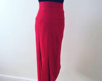 1960s Vintage Skirt