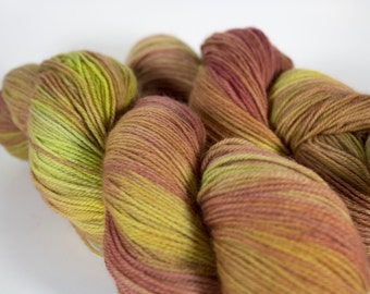 """Autumn Days colorway on my """"Comfort"""" base/ 434yds of fingering weight"""
