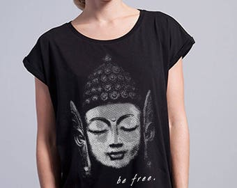 Buddha t-shirt  - Yoga t-shirt
