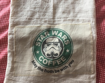 Coffee tea towels