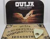 Vintage Ouija Game - 1972 Parkers Bros - William Fuld - Halloween Party