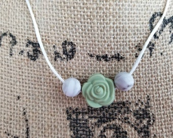 Chewelry necklace, simple soft chews, test chewelry to see if it's right for you, chew jewelry, ADHD, SPD, Anxiety, Autism, Fidget,
