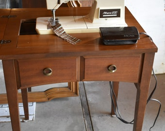 Vintage 1970's Singer Athena 1200 Electronic Stich Computerized Sewing Machine, Singer Sewing Machine, Embroidery Sewing Machine, Sewing