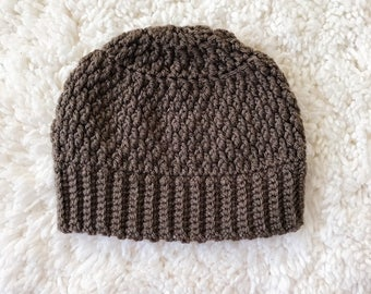 Male Hat // Ready to Ship!
