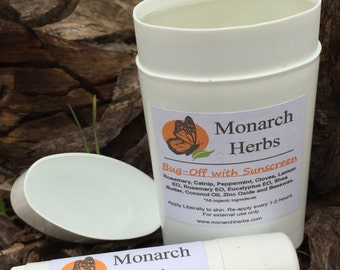 Bug-off Salve with Sunscreen