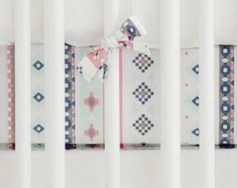 Pink Cheyenne Crib Baby Bedding   Crib Sheet