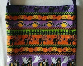 Perfect Trick or Treat bags for Halloween