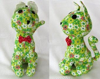 Stuffed animal Cat Soft Toy 20 cm tall