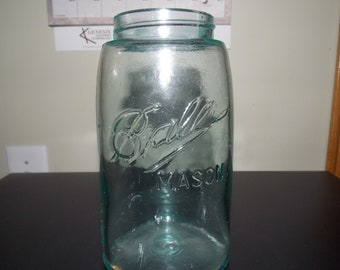 Vintage Ball mason jar