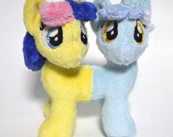 Lyrabon My Little Pony Plush Toy