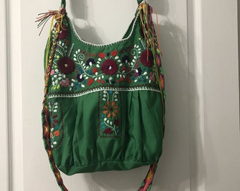 Mexican Handbag Crossbody