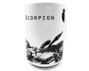 Forest Scorpion 16 oz Mug