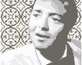 Casablanca Ugarte Cross Stitch Pattern - PDF Download