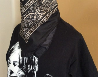 Daryl Dixon black bandana