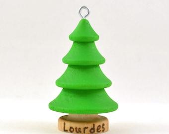 Personalized Christmas Tree Ornament - Stocking Stuffer - Gift