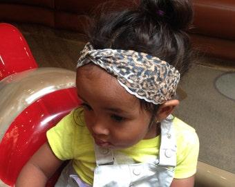 Pick Any 2 Baby Turban Headband, Lace Turban Headband, Girls Lace Headband, Infant Girl Turban Headband, Newborn Turban Headband