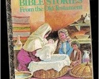 Little Golden Book: Bible Stories form the Old Testament