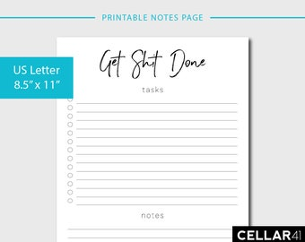 downloadable to do list