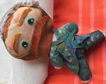 Van Gogh Doll