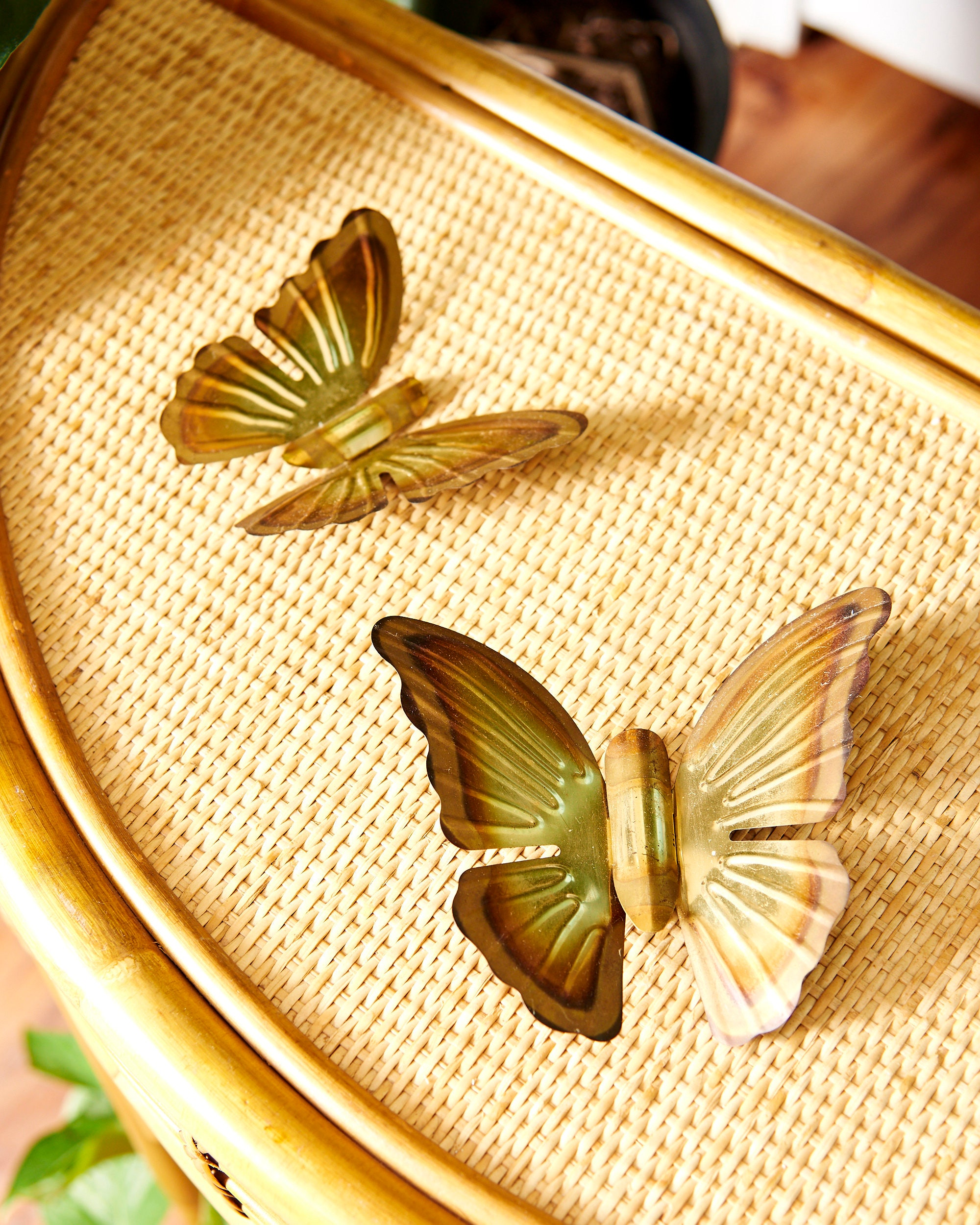 Perfect Nylon Butterfly Wall Decor Pictures - The Wall Art ...