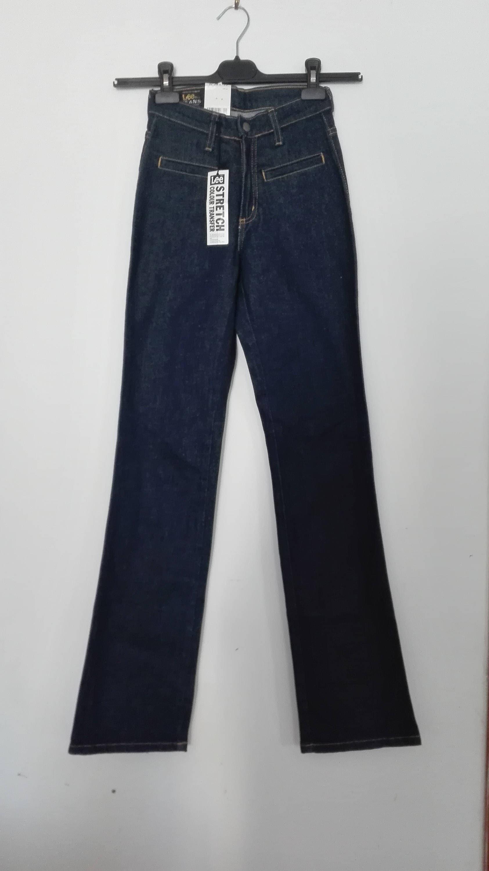 in skinny comforter jeans detour comfort waist lee highway denim blue retro fit