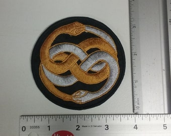 Neverending Story Auryn Embroidered Patch