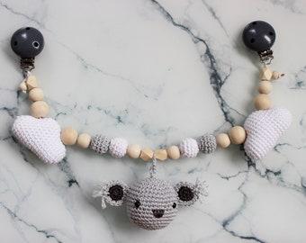 """Stroller Chain """"Koala Bear"""""""