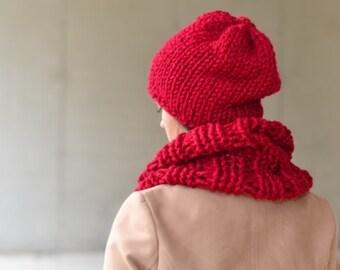 Pattern Beanie Hat, Pattern Womens Hat, Women Slouchy Beanie, Pattern Slouchy Hat,