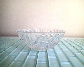 "Tiffany & Co. Crystal Bowl 6"" - Timeless elegance..."