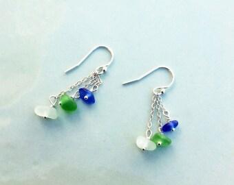 Multi-Dangle Earrings