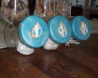 Set of Three Storage Jars