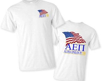 Alpha Epsilon Pi Patriot Limited Edition Tee