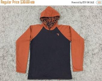 PPFM Reversible Hoodie - PPFM Womens Pullover Sweater - Japanese Brand - Free Size